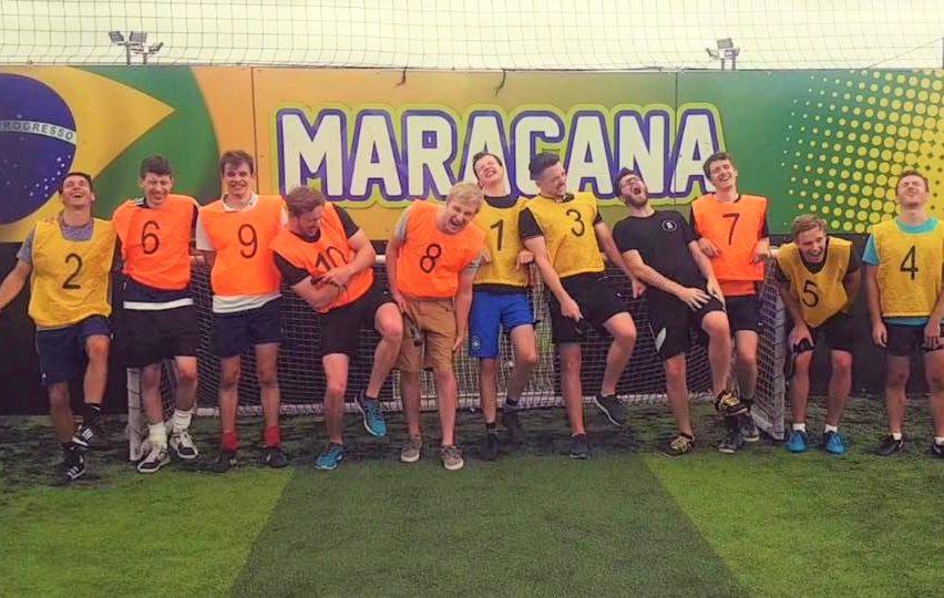 Shock Football Norwich