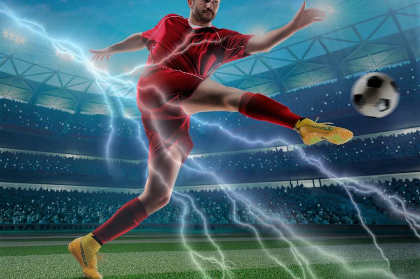 Electric Shock Football Cheltenham